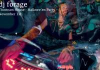 Hallowe'en Party @ Thomson House
