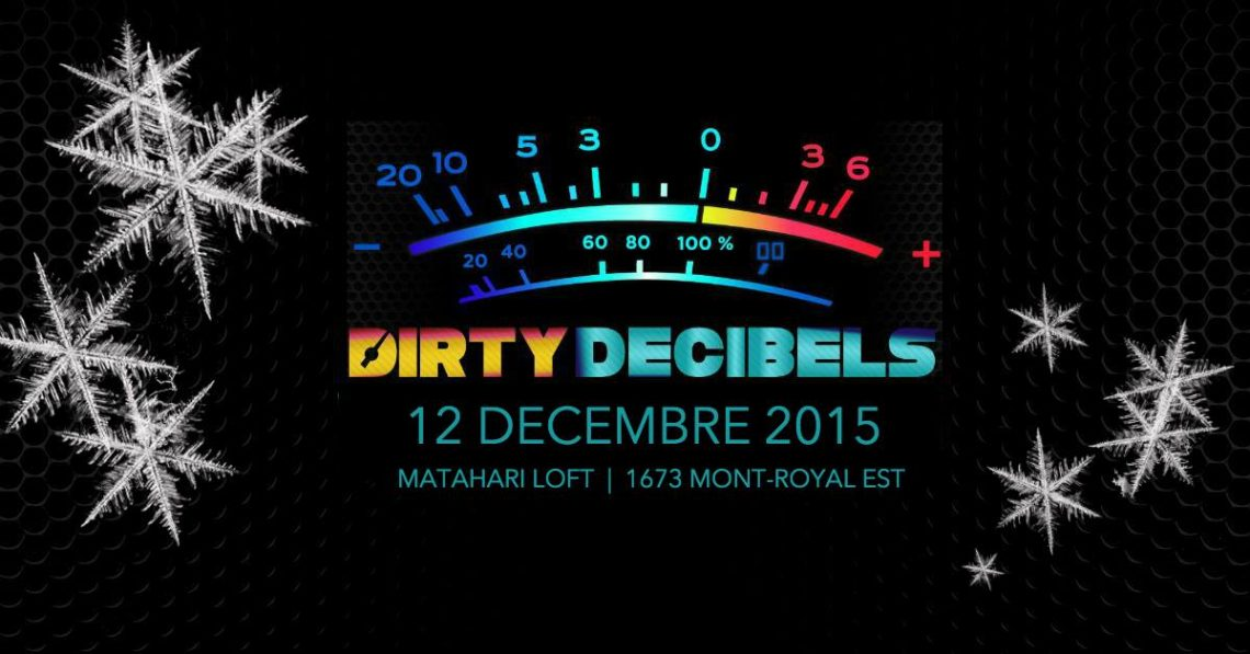 Tag team w/ Asha, closing for Dirty Decibels (MTL)