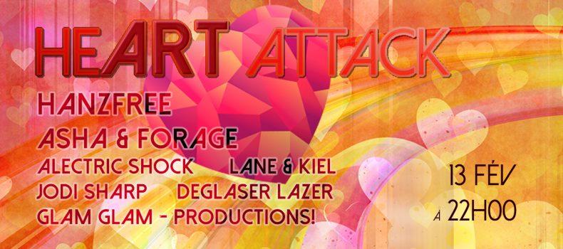 heART attack – matahari loft party w/ hanzfree and friends