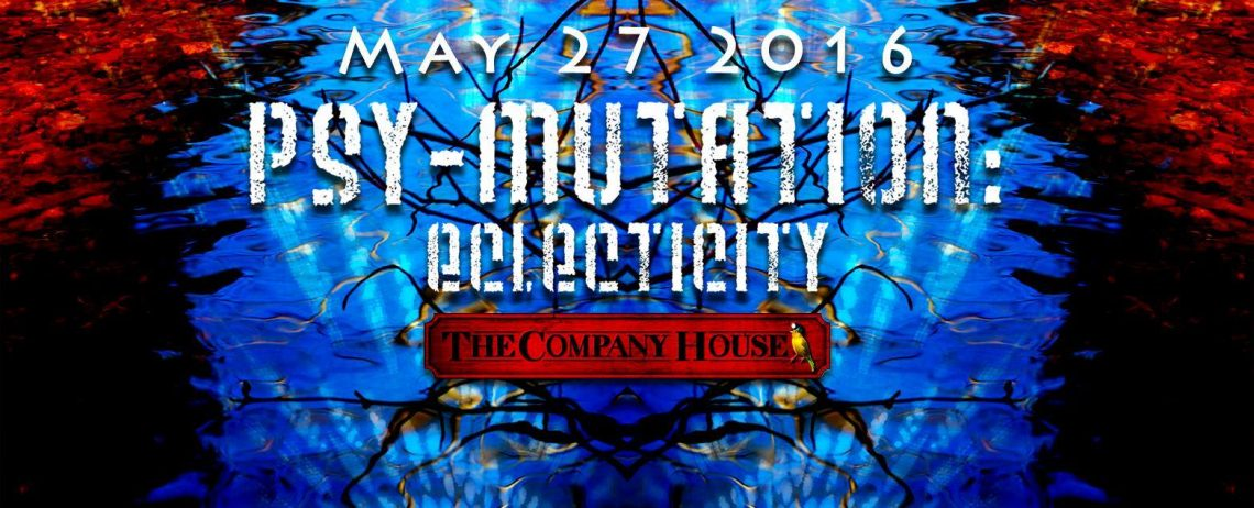 Psy-Mutation: Eclecticity ft/ Forage, Zepha & Woodsworthy
