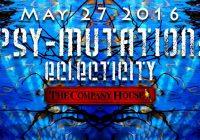 Psy-Mutation: Eclecticity ft/ Forage, Zepha & Woodsworthy